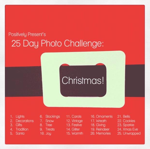 christmas photo challenge